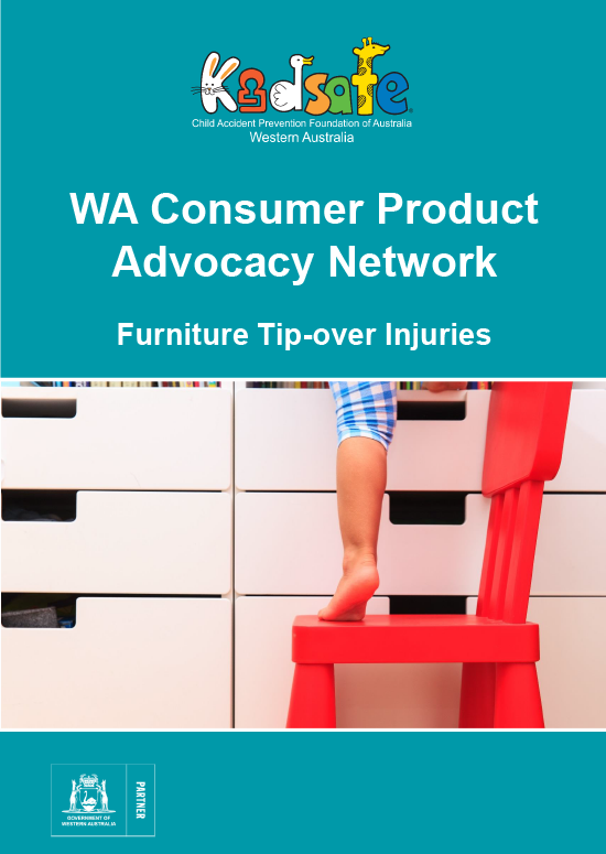 WA CPAN Furniture Tip-over Injuries Research Report (2017)