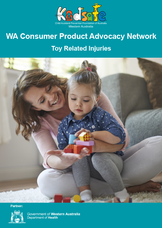 WA CPAN Toy Related Injuries Research Report (2018)