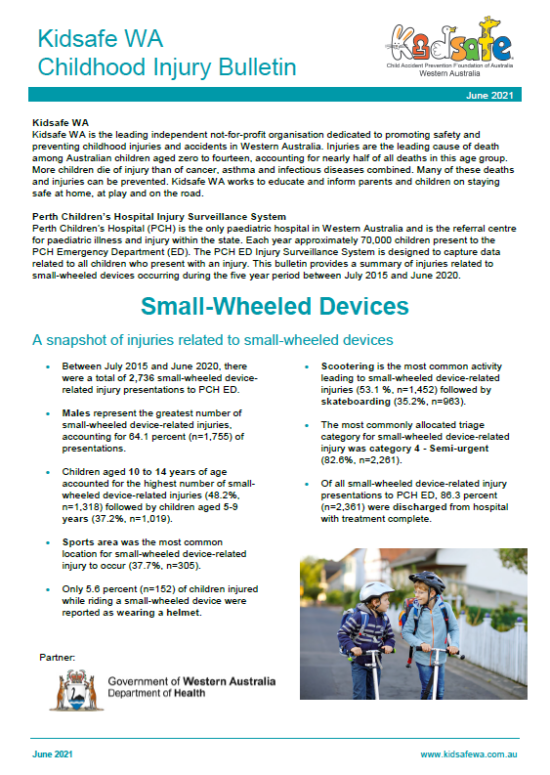 Small-Wheeled Devices