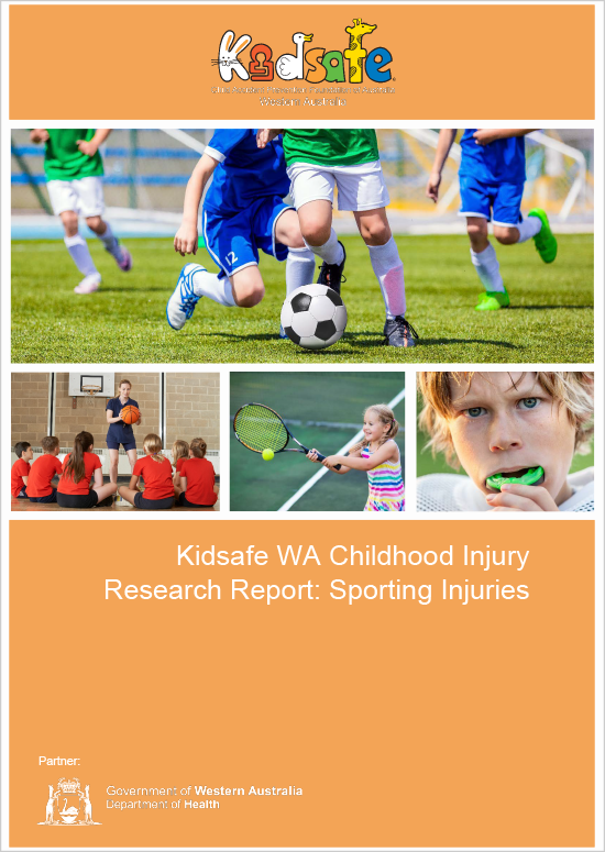 Sporting Injuries Research Report
